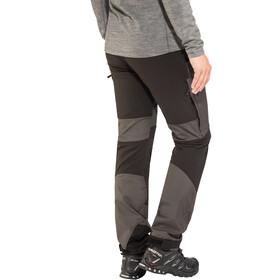 Pinewood Caribou TC Pants Herr dark grey/black